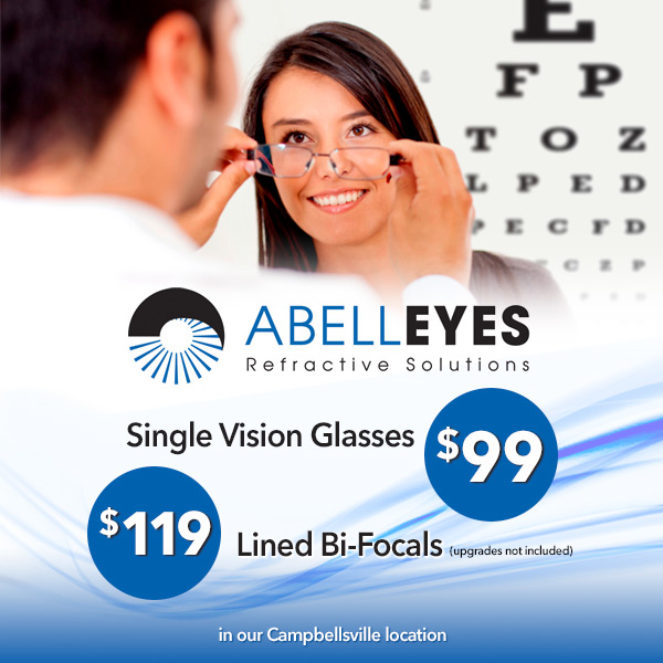 Single Vision Glasses Special Campbellsville
