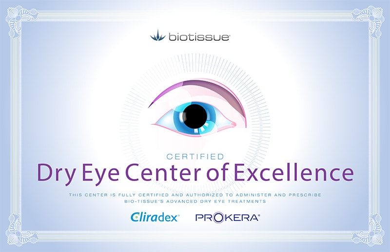 Dry Eye Center of Excellence Dry Eye Syndrome AbellEyes