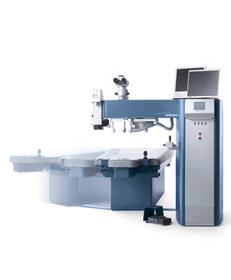ALLEGRETTO WAVE® Eye Q 400 Hz Excimer