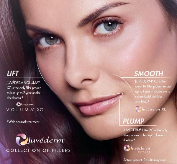 Juvederm | Facial Rejuvenation