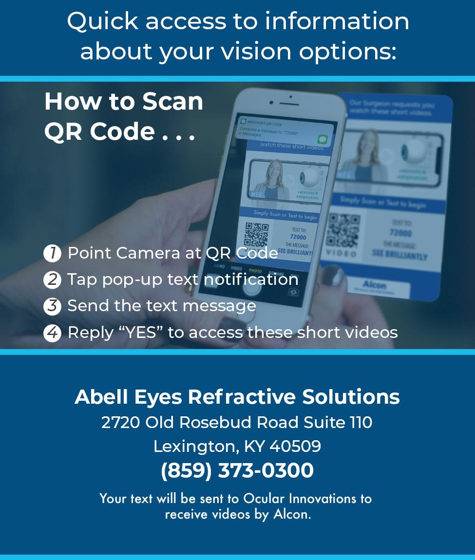 Alcon Cataract Surgery Information
